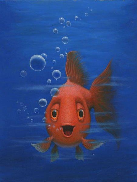 goldfish copy
